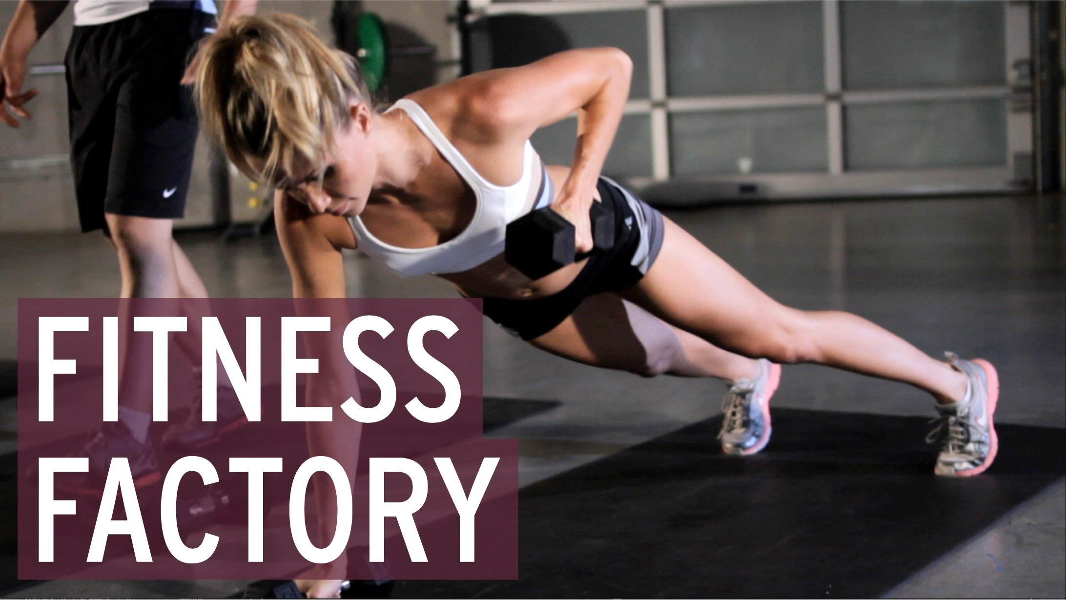 Work Out! Fitness Factory