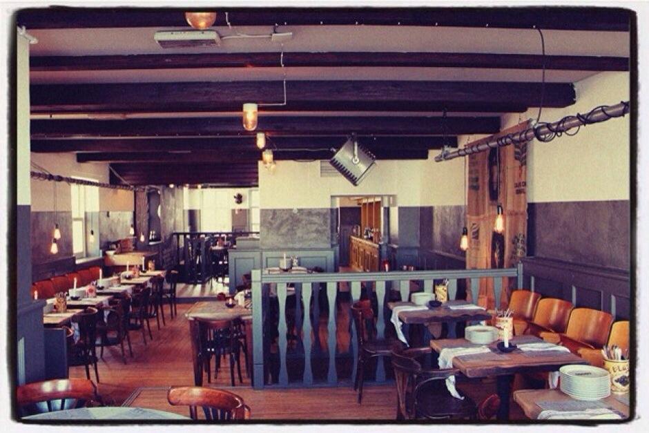 Restaurant De Firma in Nijmegen