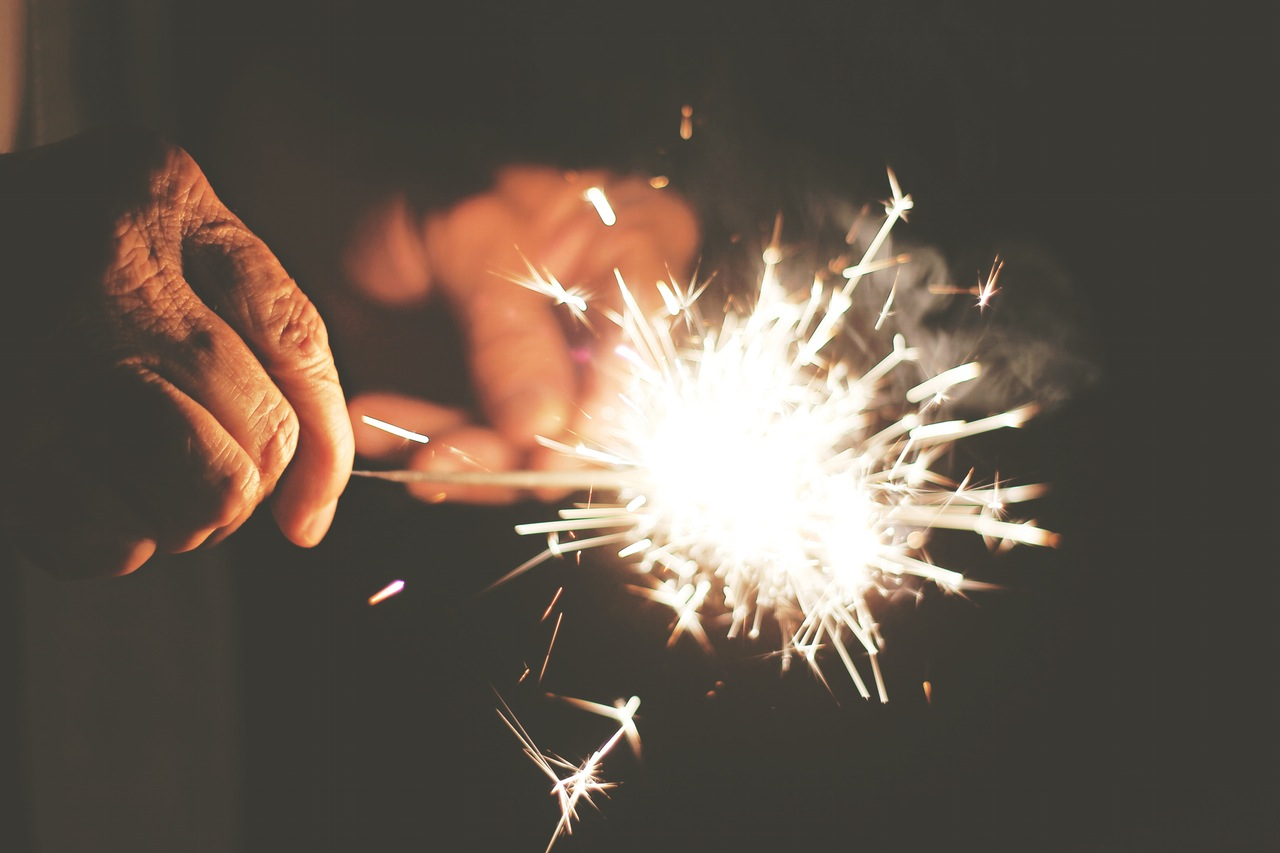 Gelukkig nieuwjaar! Goede voornemens…