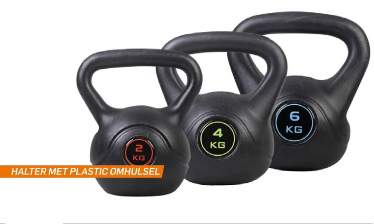 Kettlebell lichte gewichten voordelig bij Action